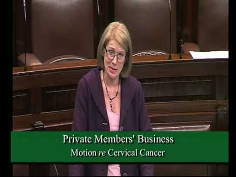 Cervical cancer vaccine debated in the Dáil