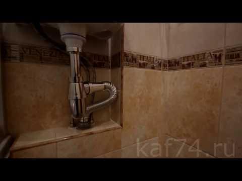 Наши работы 29  Ремонт ванной Челябинск  kaf74 ru
