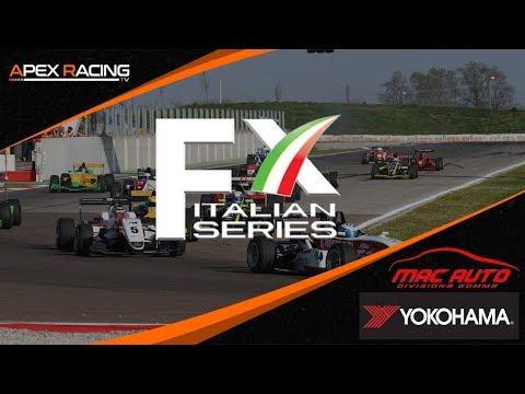 FX Virtual Series   Round 1 At Monza