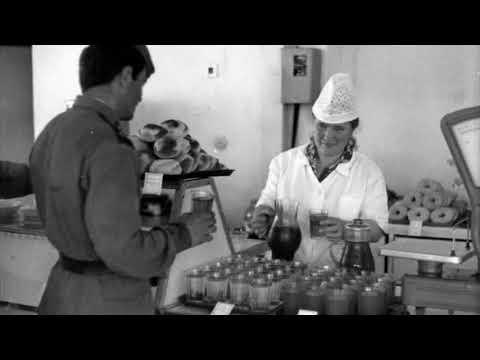 Питание в армии СССР. Как кормили в Советской армии