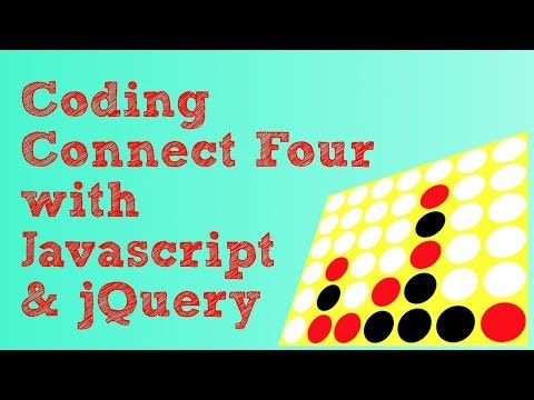 Coding Connect Four with Javascript & jQuery