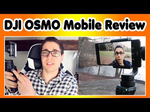 DJI Osmo Mobile Review - DAS perfekte Spielzeug für Youtuber? (Technik für Youtuber #1)
