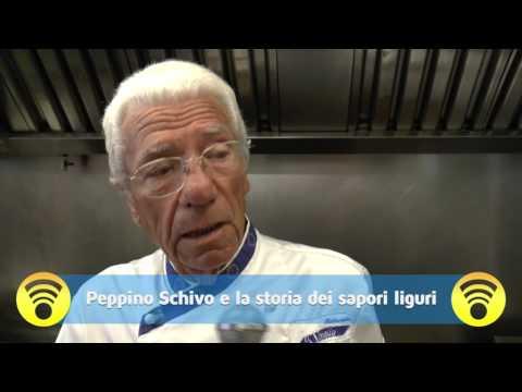 Incontro con: Chef Peppino Schivo che torna ai fornelli e ci parla dei sapori liguri