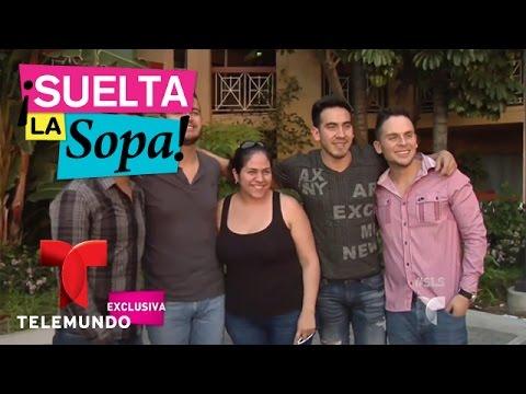 Suelta La Sopa | Calibre 50 cobran por tomarse fotos con sus fans  | Entretenimiento