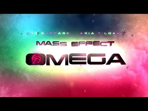 mass effect 3, dlc, omega, омега, ария, шепард, найрин, фанвидео