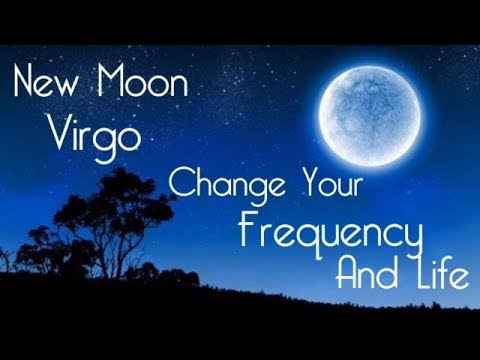 Download Youtube: Virgo, You're Right At The Verge Of Transformation In This New Moon September 2017