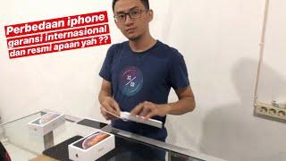 Gambar cover Ini perbedaan iphone garansi ibox dengan internasional (singapura)
