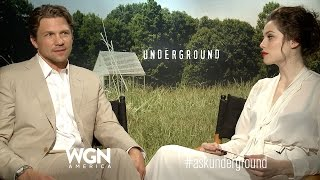 Ask Underground: Mark and Jessica discuss the secrets of John Hawkes