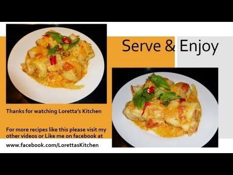 Baccala Recipe (Dried Cod Fish) Traditional Italian Preparation & Recipe From Loretta's Kitchen