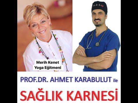 TEMEL YOGA EĞİTİMİ - MERİH KENET - PROF DR AHMET KARABULUT