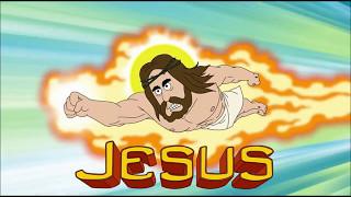 Стив Уильямс - песня про Иисуса