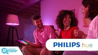 คลิปวีดีโอ ทดสอบการใช้งานฟีเจอร์เปลี่ยนสีและคำสั่งเสียง ของ Philips Hue