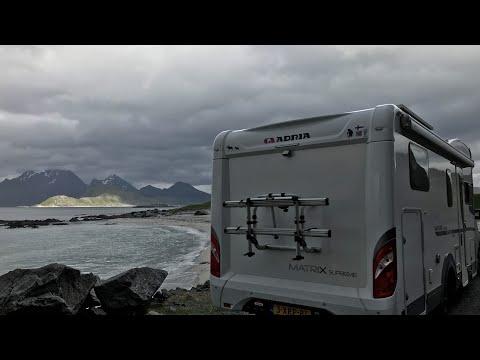 Week 2 camperreis naar de Noordkaap Noorwegen. Rv roadtrip