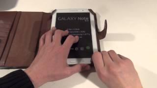 Универсальный чехол IT Baggage для планшета 8 дюймов Коричневый обзор