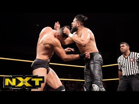 "Cezar Bononi vs. Andrade ""Cien"" Almas: WWE NXT, Sept. 6, 2017"