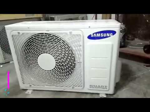 INVERTER AC, HOW TO DISSASSAMBLE THE OUTDOOR UNIT