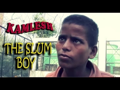 Kamlesh Solution ! Addict ! Drug Addicted  Slum Boy - Interview Video  By-Dheeraj Sharma