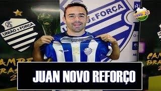 CSA Anucia a Contratação de JUAN Ex- Flamengo e Ex- São Paulo