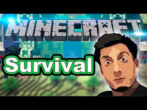 MINECRAFT SURVIVAL CHAOS ft. DashieGames