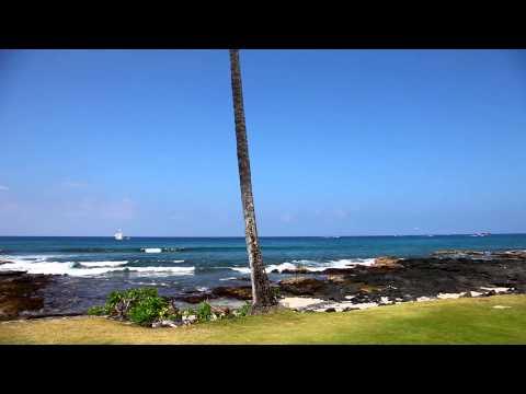 KONA REEF RESORT  OCEAN FRONT CONDO A6