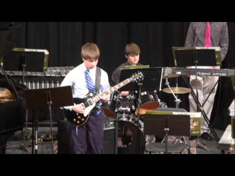 Area 51 - State Jazz Band Contest 2010