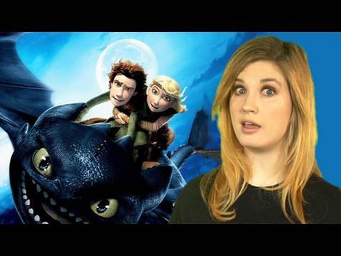 How To Train Your Dragon 3d Review