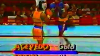 1988 62nd NYC Daily News Golden Gloves Finals (part 1)