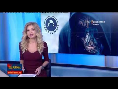 Formula Apei. Carlas Dreams. TVR Moldova. Gherganov