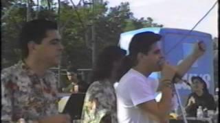LUIS ENRIQUE (Festival en Harris Park, Bronx New York 1990)