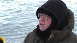 ловля леща зимой на фидер на Москва - реке. Часть 2. Рыболовный дневник