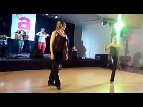 Kolme Katu y Nuala Irish Dancers - Film Reels  (Aitzina Folk 2017)