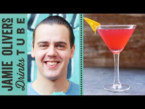 Cosmopolitan Cocktail | Simone Caporale & Jamie Oliver | Food Tube LIVE