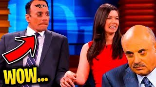 WOW! Cousins Who got Married DESTROYED By Dr Phil!