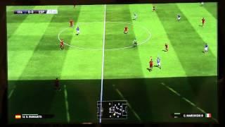 Gamescom 2014: PES 2015 - Italy v Spain (Part 2)