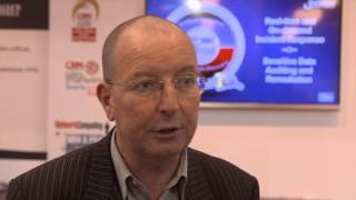 Infosecurity Europe 2014 - Ian Kilpatrick, Chairman, Wick Hill Group Plc