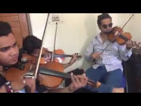 Indian Bollywood Cellist #symphony Project #Cello