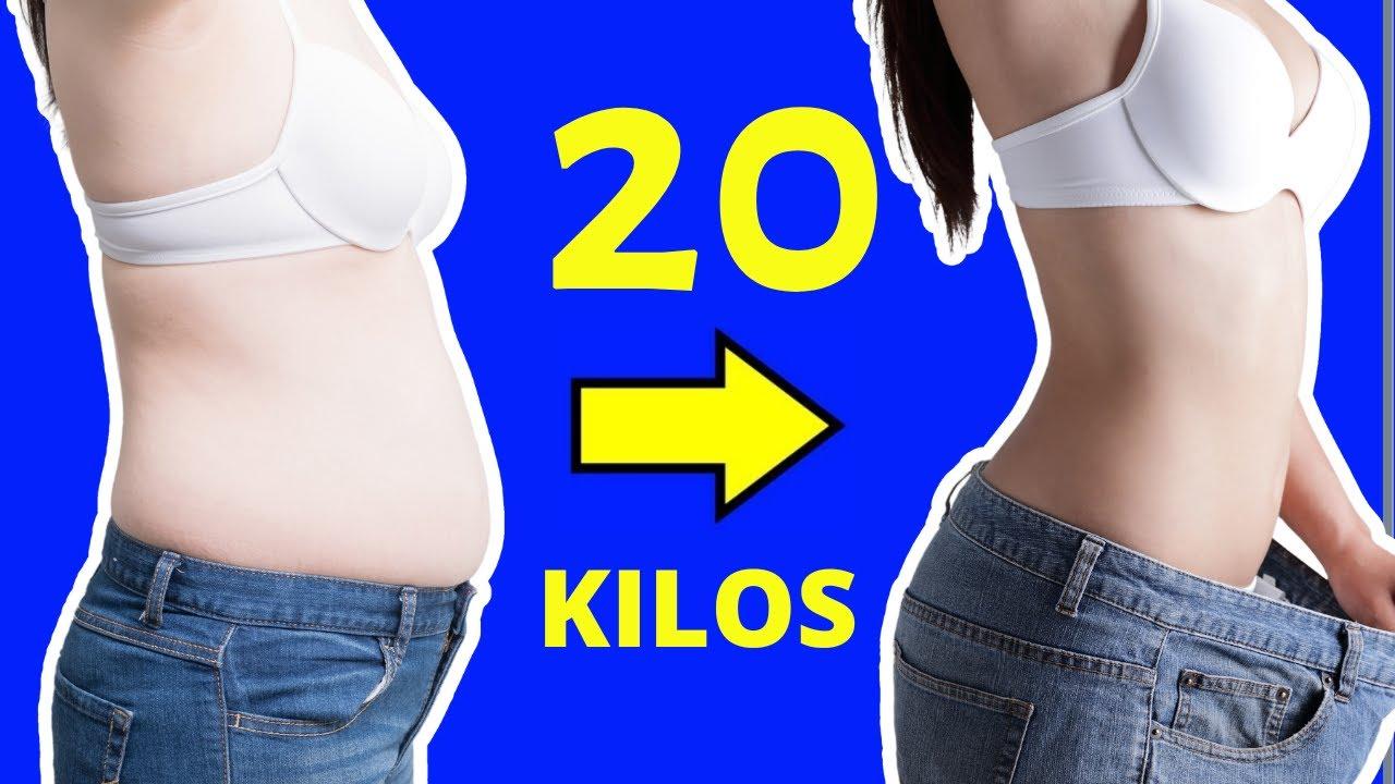 Cuantos kg se puede adelgazar en un mes