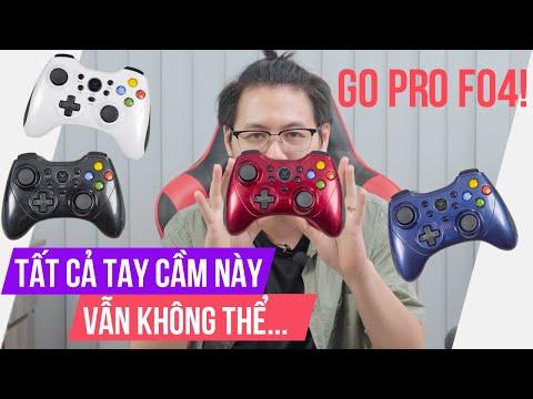 Bạn Sẽ CHƠI GAME PHÊ HƠN Với Tay cầm chơi Game Rapoo V600S? Tay Cầm Không Dây, Pin 5 Tiếng Liên Tục!
