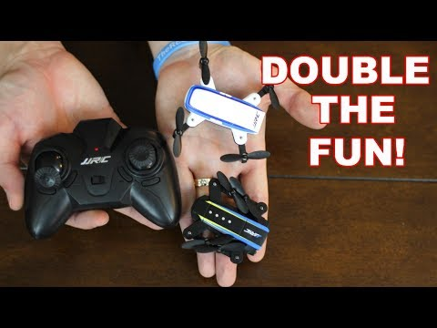 2 Drones for the Price of 1! – JJRC H345 – TheRcSaylors