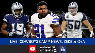 Dallas Cowboys Report With Tom Downey (August 1st)