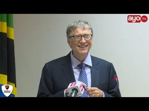 Alichozungumza Bill Gates baada ya kukutana na Waziri wa afya wa Tanzania