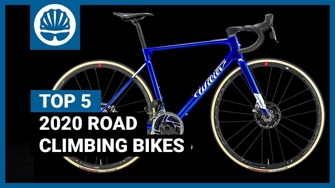 Best Climbing Bikes 2020 Top 5 Lightweight Road Bikes Bikeradar