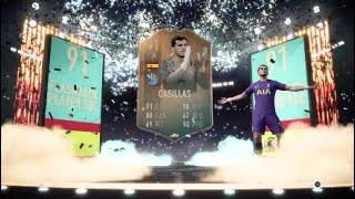 Fifa 19 Iker Casillas Flashback