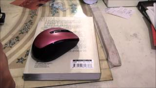 Microsoft Wireless Mobile Mouse 3500 review