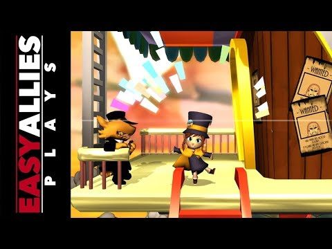 Brad Plays Overwatch and A Hat in Time
