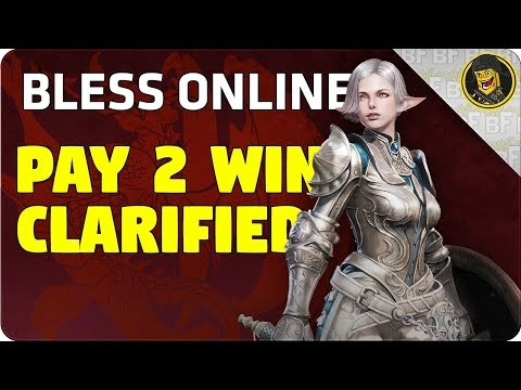 Bless Online: Pay To Win Clarified, Premium Sub Explained!