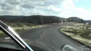 El Buick - Hilaire Damiron - Carrera Panamericana 2009 - La Bufa