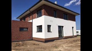 Dva roky stavby cihlového pasivního domu v projektu Svépomocí ŽIVĚ