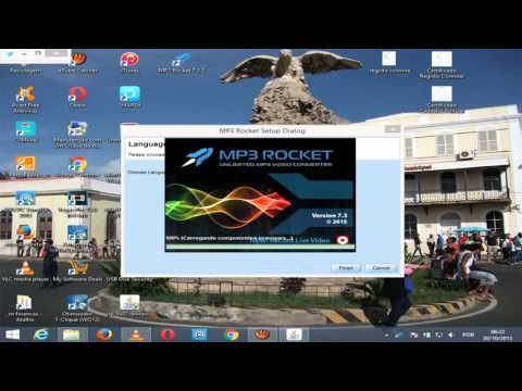 Descargar e instalar mp3 Rocket pro 7.3.2.0 - download