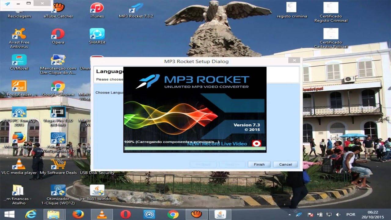 Descargar e instalar mp3 Rocket pro 7.3.2.0 - download ...